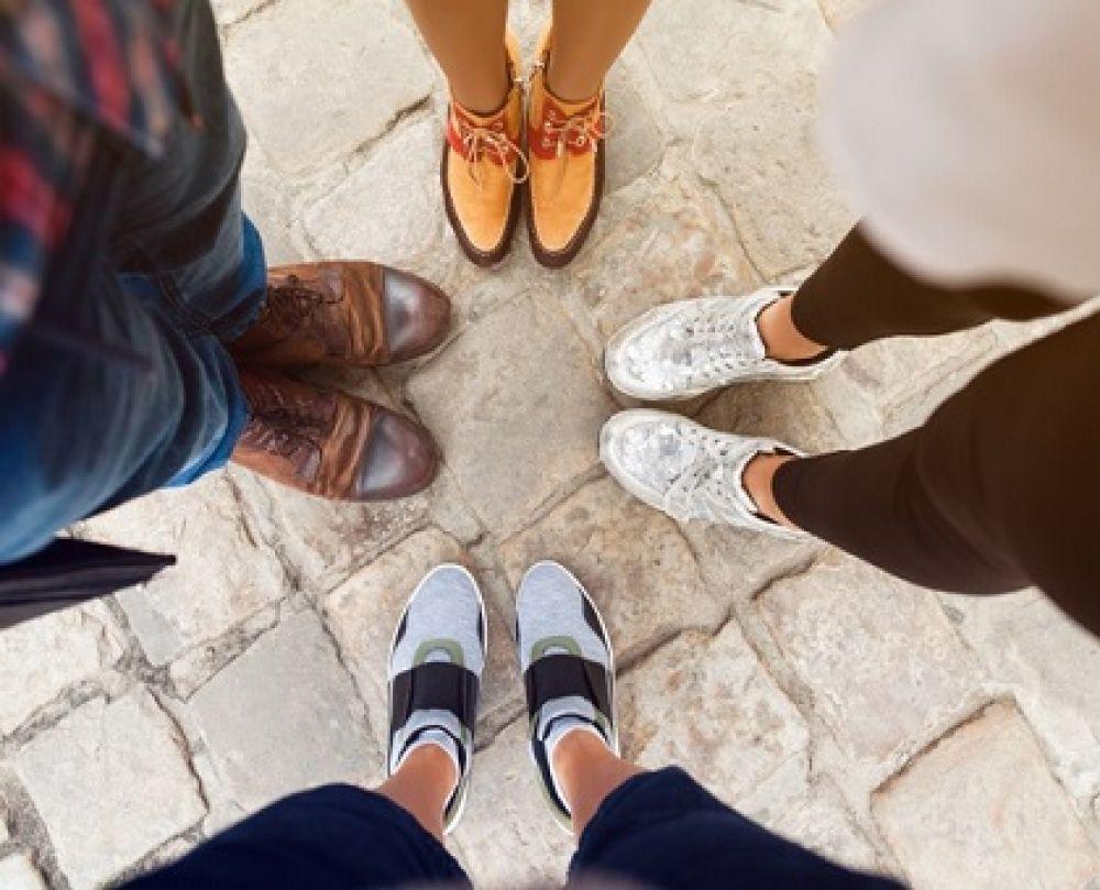 انواع کفش و کتونی