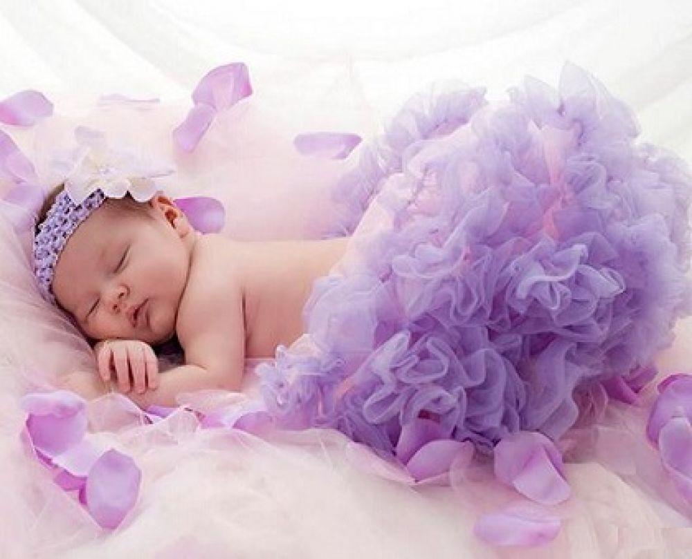 انواع لباس های نوزادی دخترانه