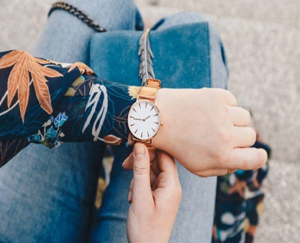 انواع ساعت های زنانه