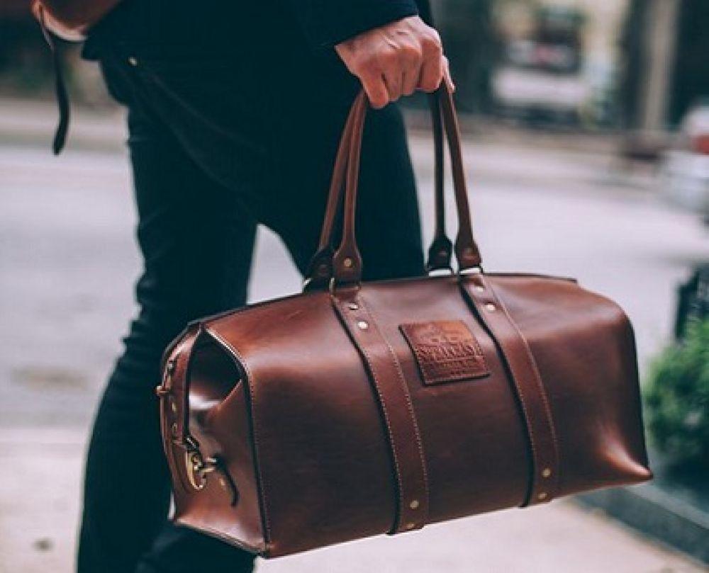 انواع کیف های مردانه
