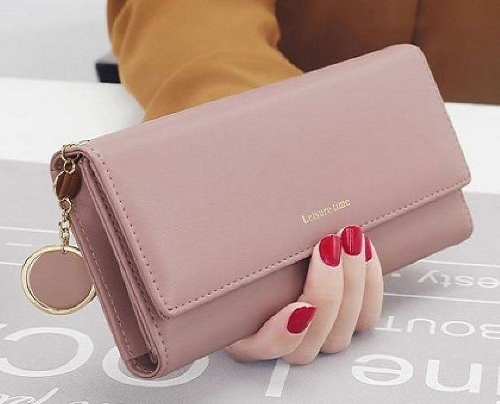 بررسی و خرید بهترین کیف پول های زنانه