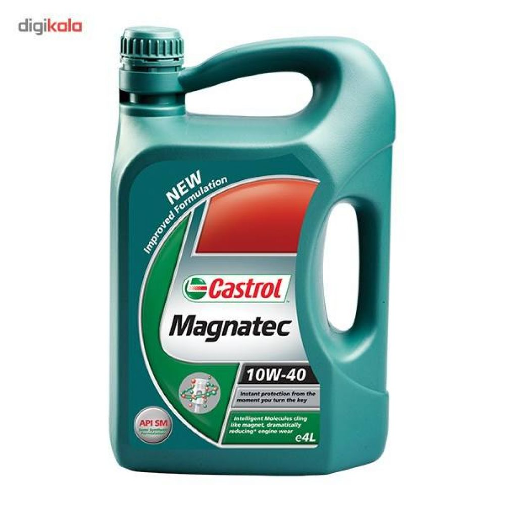 روغن موتور خودرو کاسترول مدل Magnatec حجم ۴ لیتر