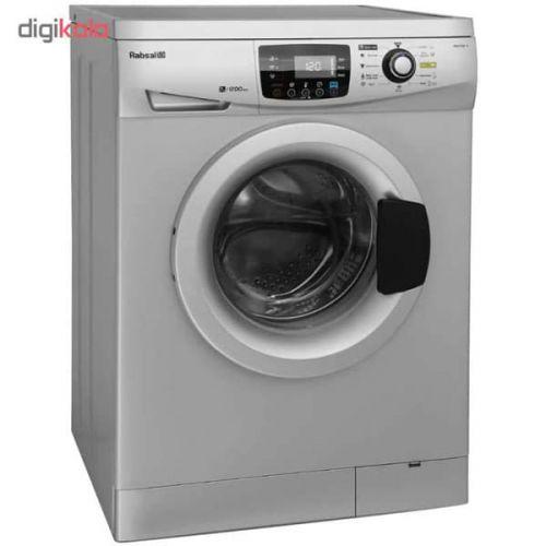 ماشین لباسشویی دوو مدل DWK-8410 ظرفیت ۸ کیلوگرم