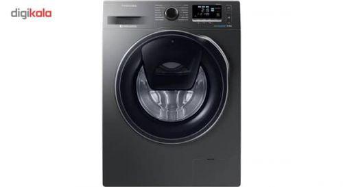 ماشین لباسشویی بوش سری ۸ مدل WAW32660IR ظرفیت ۹ کیلوگرم