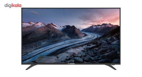 تلویزیون ایکس ویژن مدل ۴۳XT520 سایز ۴۳ اینچ