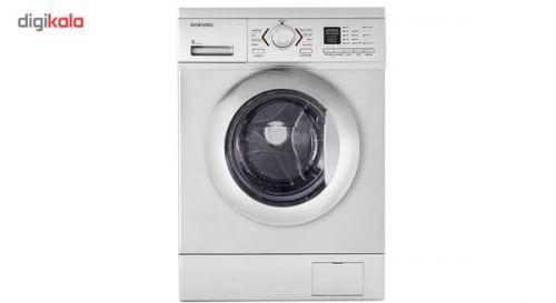 ماشین لباسشویی ال جی مدل WM-821N ظرفیت ۸ کیلوگرم