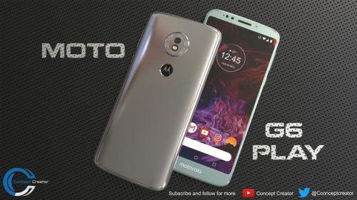 گوشی موتورولا موتو G6 Play