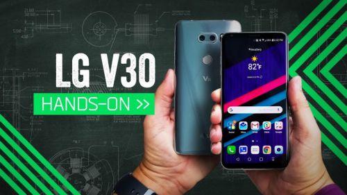 ال جی V30