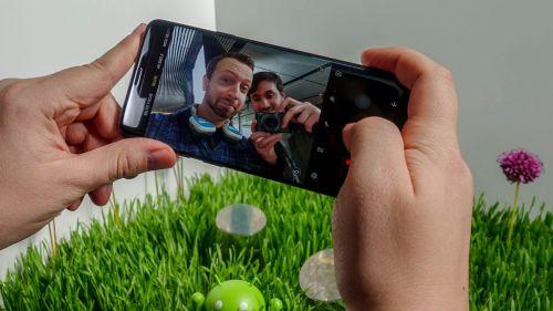 بهترین گوشی ها برای سلفی گرفتن : گلکسی S9 پلاس