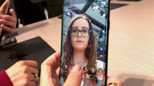 بهترین گوشی ها برای سلفی گرفتن : گلکسی S9