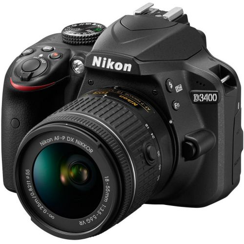 دوربین عکاسی نیکون مدل D3400