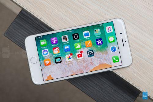 راهنمای خرید گوشی موبایل : نقد و بررسی آیفون ۸ پلاس اپل
