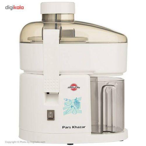 آب میوه گیری پارس خزر مدل JC-700P