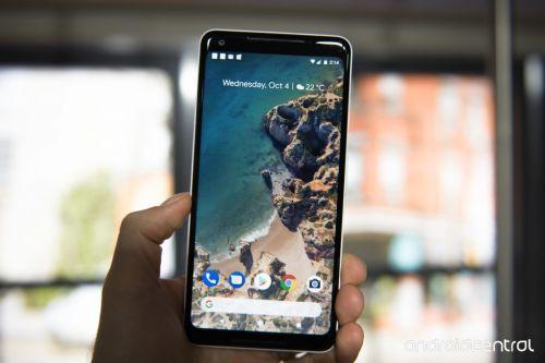 راهنمای خرید گوشی موبایل : نقد و بررسی گوگل Pixel 2 XL