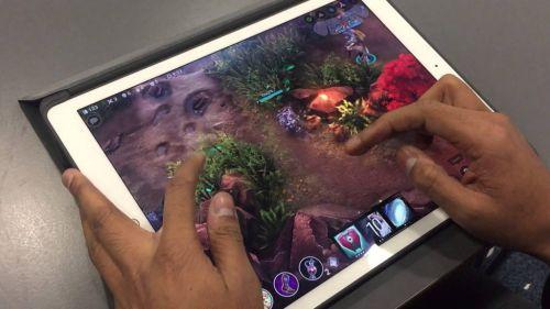 تبلت بازی آیپد پرو ۱۲٫۹ اینچی ۲۰۱۷ اپل – Apple iPad Pro 12.9 2017