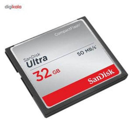 کارت حافظه MICRO SDHC سن دیسک مدل ULTRA