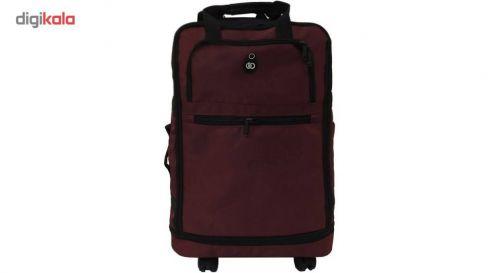 چمدان تاشو یک ارتباط مدل ۶۰۱
