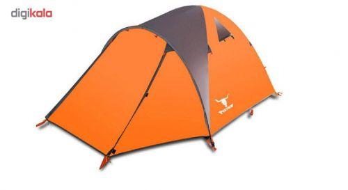 چادر۳_۴ کوهنوردی کله گاوی مدل C3001