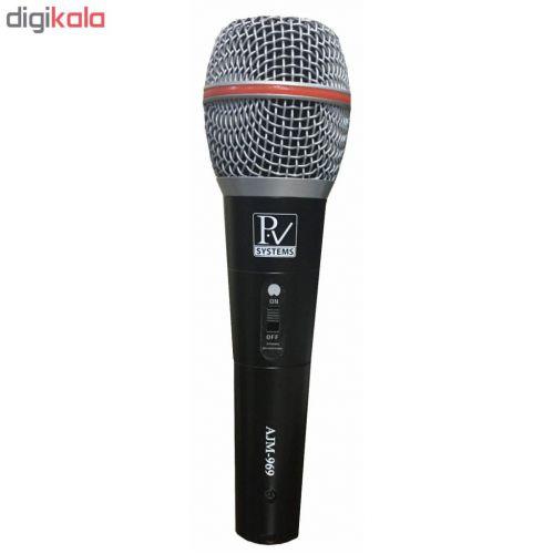 میکروفون پی وی سیستم مدل AJM-969