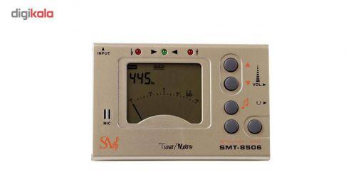 تیونر مترونوم اس آ مدل SMT-8506