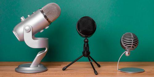 بررسی و خرید بهترین میکروفون از دیجی کالا با تخفیف