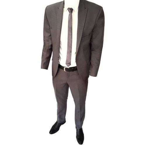 کت و شلوار مردانه مدل خاکستری CLASSIC