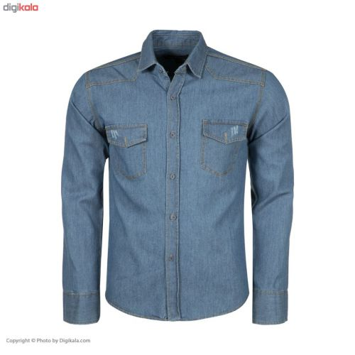 پیراهن مردانه کد M02311: