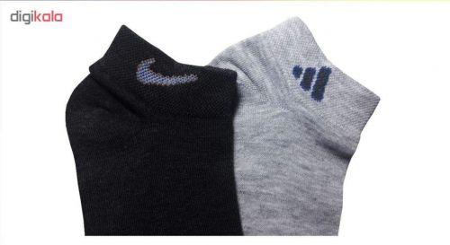 جوراب مردانه زند کد A96