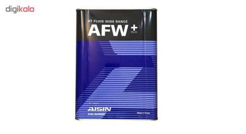 روغن گیربکس خودرو آیسین مدل AFW-PLUS ظرفیت ۴ لیتر