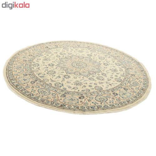 فرش دستباف پنج متری طرح نائین کد 454357