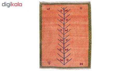 گبه دستباف چهار متری سی پرشیا کد ۱۷۱۳۱۲