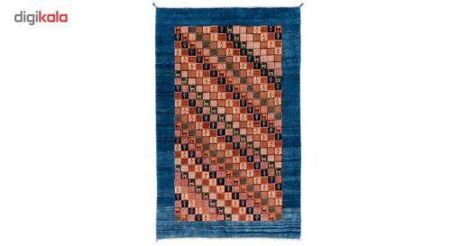 گبه دستباف دو و نیم متری سی پرشیا کد ۱۶۱۰۲۴