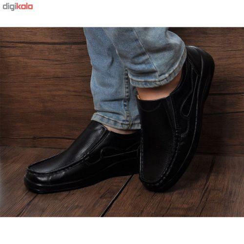 کفش روزمره مردنه کد NGM 2021 M