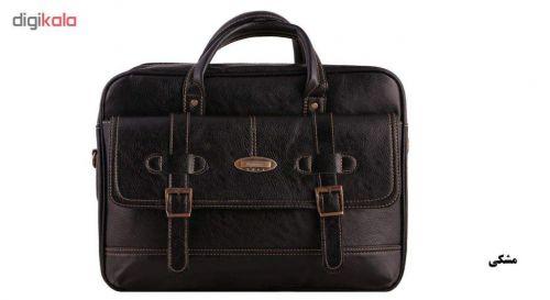 کیف مردانه چرم ما مدل HA-01