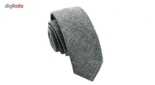 کروات هکس ایران مدل KT-Gray01
