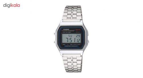 ساعت مچی دیجیتال کاسیو مدل A159W-N1DF