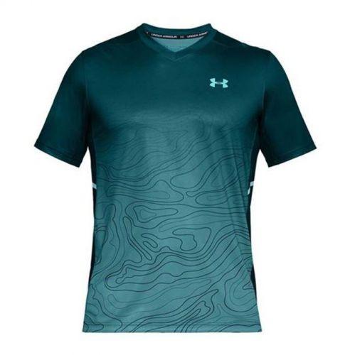 تیشرت ورزشی مردانه آندر آمور مدل FORGE V NRCK NOVELTY –  آندر آمور
