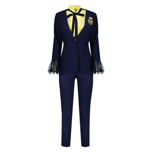ست ۳ تکه لباس زنانه تولیکا کد ۴۱۳۶۹۰۱
