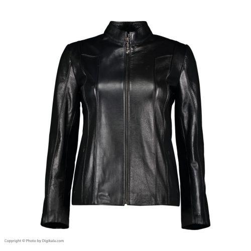 کت چرم زنانه شیفر مدل ۱-۲۸۰۵