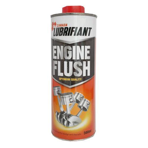 مکمل روغن موتور خودرو کانادا لوبریفنت مدل Engine Flush حجم 500 میلی لیتر