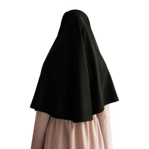 مقنعه حجاب فاطمی کد ker 4590