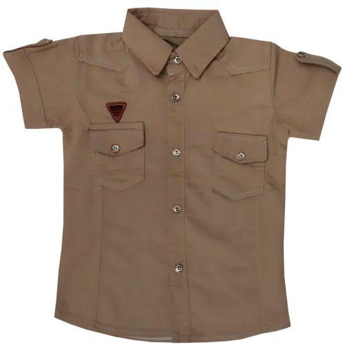 ست پیراهن و شلوارک پسرانه مدل ART1