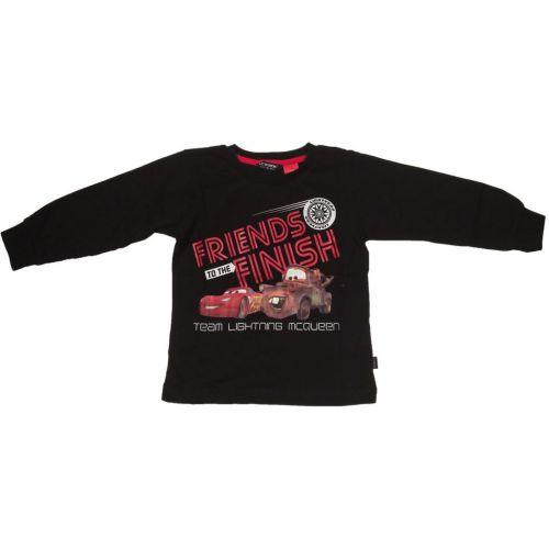 تی شرت پسرانه ال سی وایکیکی طرح  CARS
