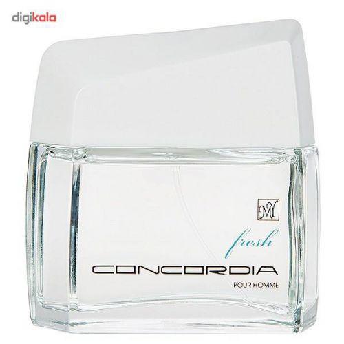 ادو تویلت مردانه مای مدل Concordia Fresh حجم 75 میلی لیتر