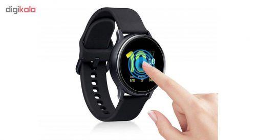 محافظ صفحه نمایش نانو هورس مدل FSN مناسب برای ساعت هوشمند سامسونگ GALAXY WATCH ACTIVE 2 بسته دو عددی سایز 44 میلی متر