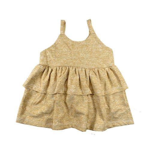 پیراهن نوزادی دخترانه کد 407-4
