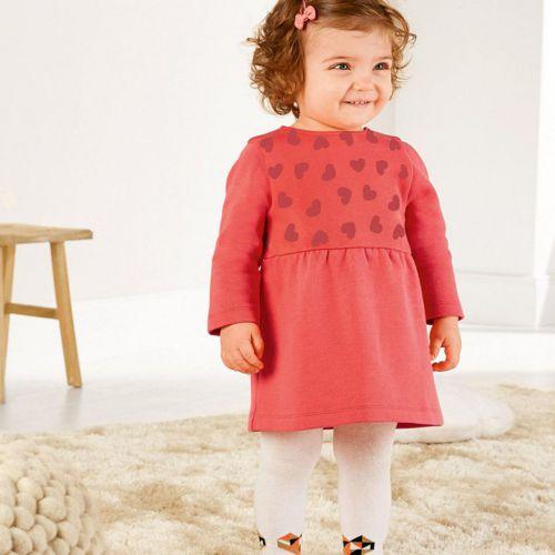 پیراهن نوزادی دخترانه لوپیلو کد Ip203