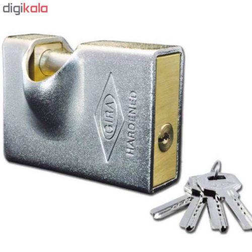 قفل کتابی گیرا مدل اسپشیال 020