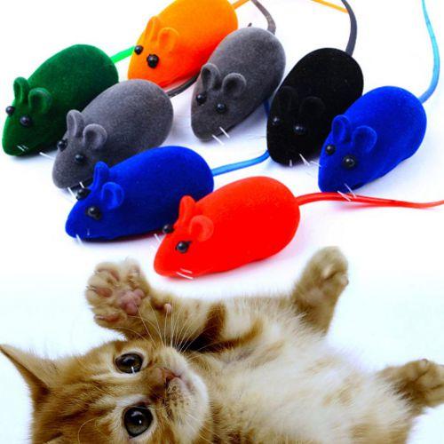 اسباب بازی گربه مدل Ratty Squeak