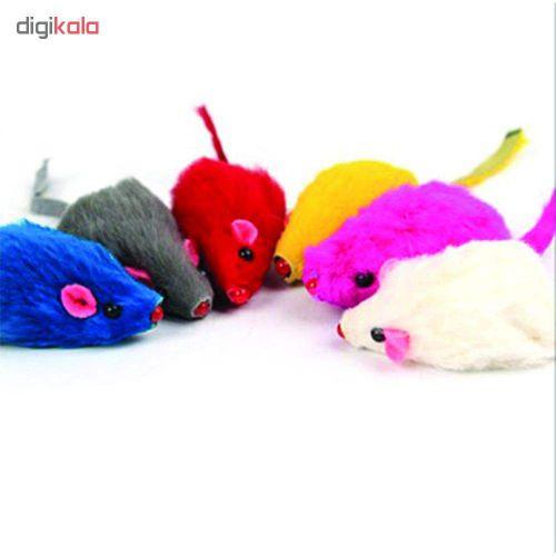 اسباب بازی گربه مدل Co Mouse